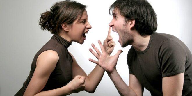 Притча о ссорах