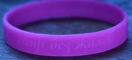 Фиолетовый браслет: Мир без жалоб