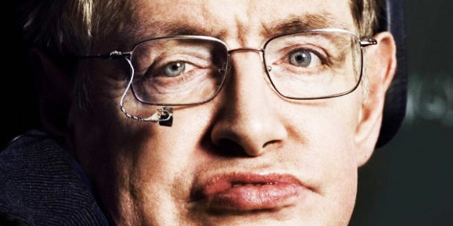 20 цитат Стивена Хокинга -точных, как аксиома