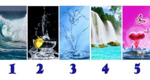 Вода расскажет, какой у вас врожденный дар