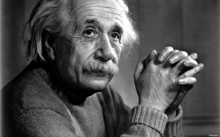 Альберт Эйнштейн. Германия (1879-1955)