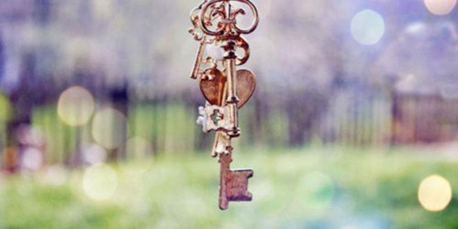"""Симорон. Ритуал на удачу """"Бить ключом"""""""