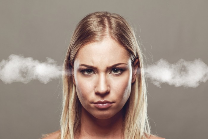Сила злости или куда приводит псевдопозитив