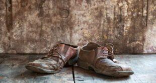 Монеты в ботинках
